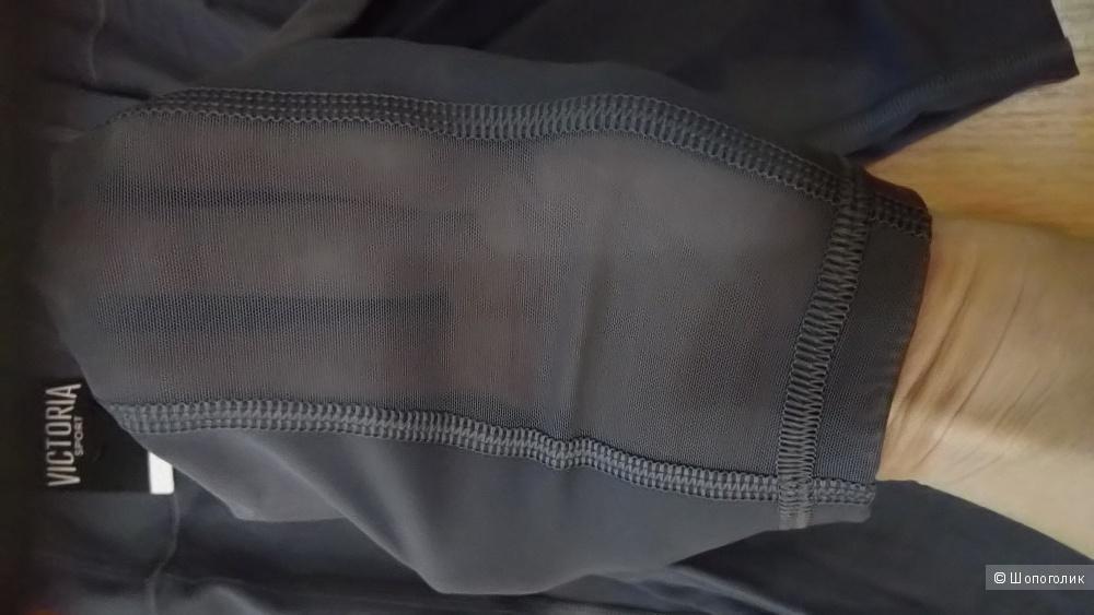 Спортивные леггинсы VS размер S Black Pearl/Mesh Inset (C24)