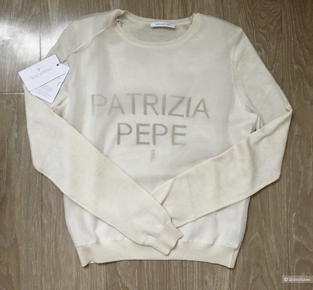 Свитшот Patrizia Pepe ,размер S