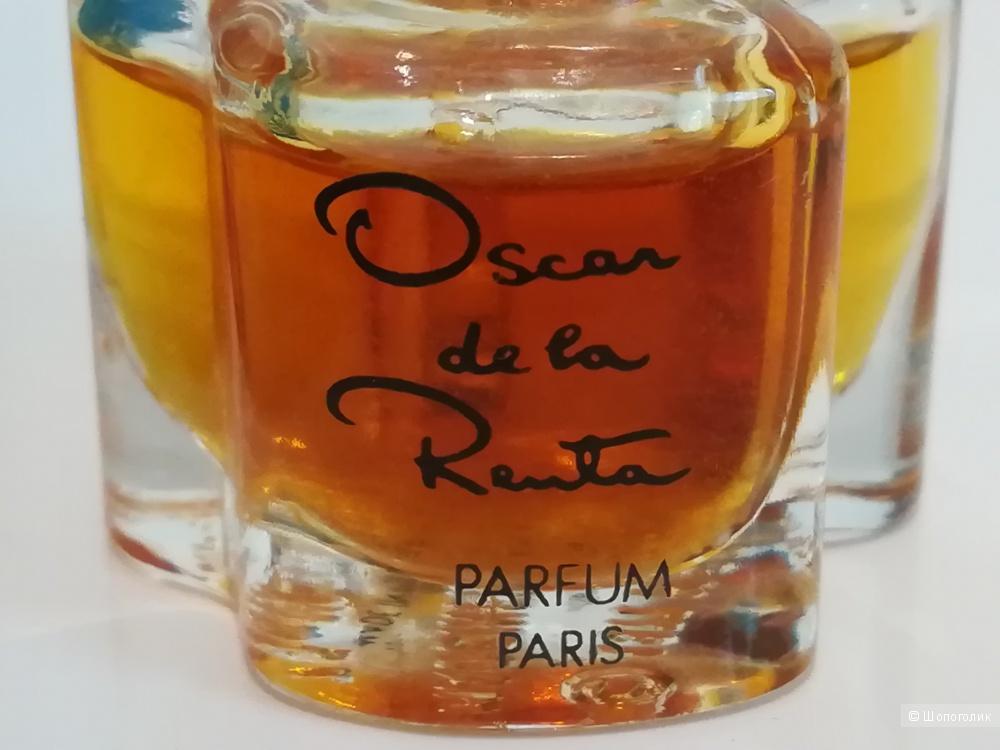 Миниатюра - d'Oscar Oscar de la Renta 7,5 мл (чистый парфюм,винтаж)