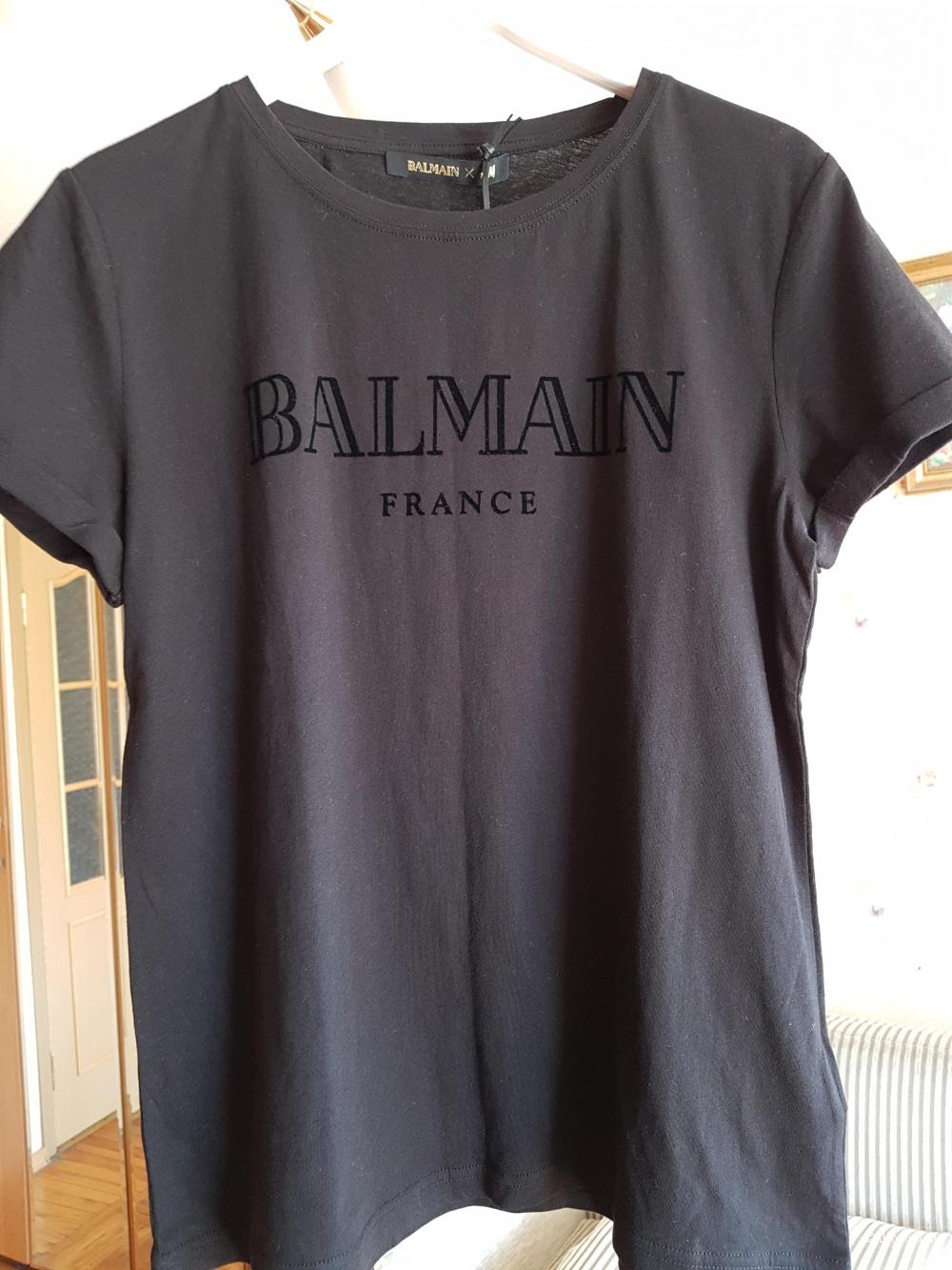 Футболка Balmain for H&M, размер М