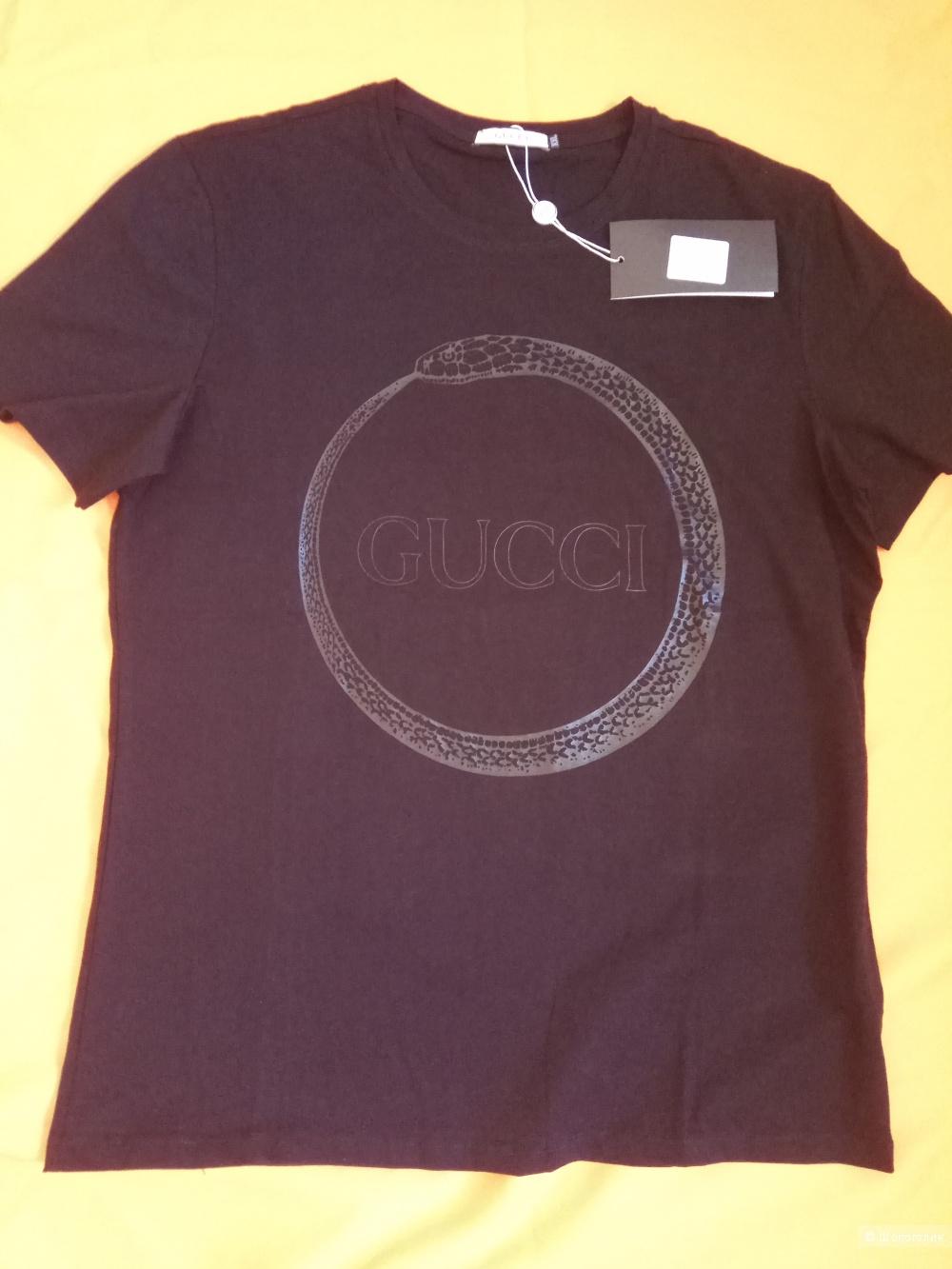 Футболка Gucci,46-52