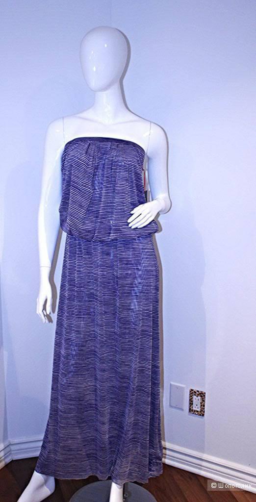 Платье макси Cynthia Rowley, L