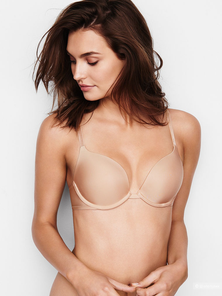 Victoria's Secret Sexy Tee Push-Up Bra, 34B