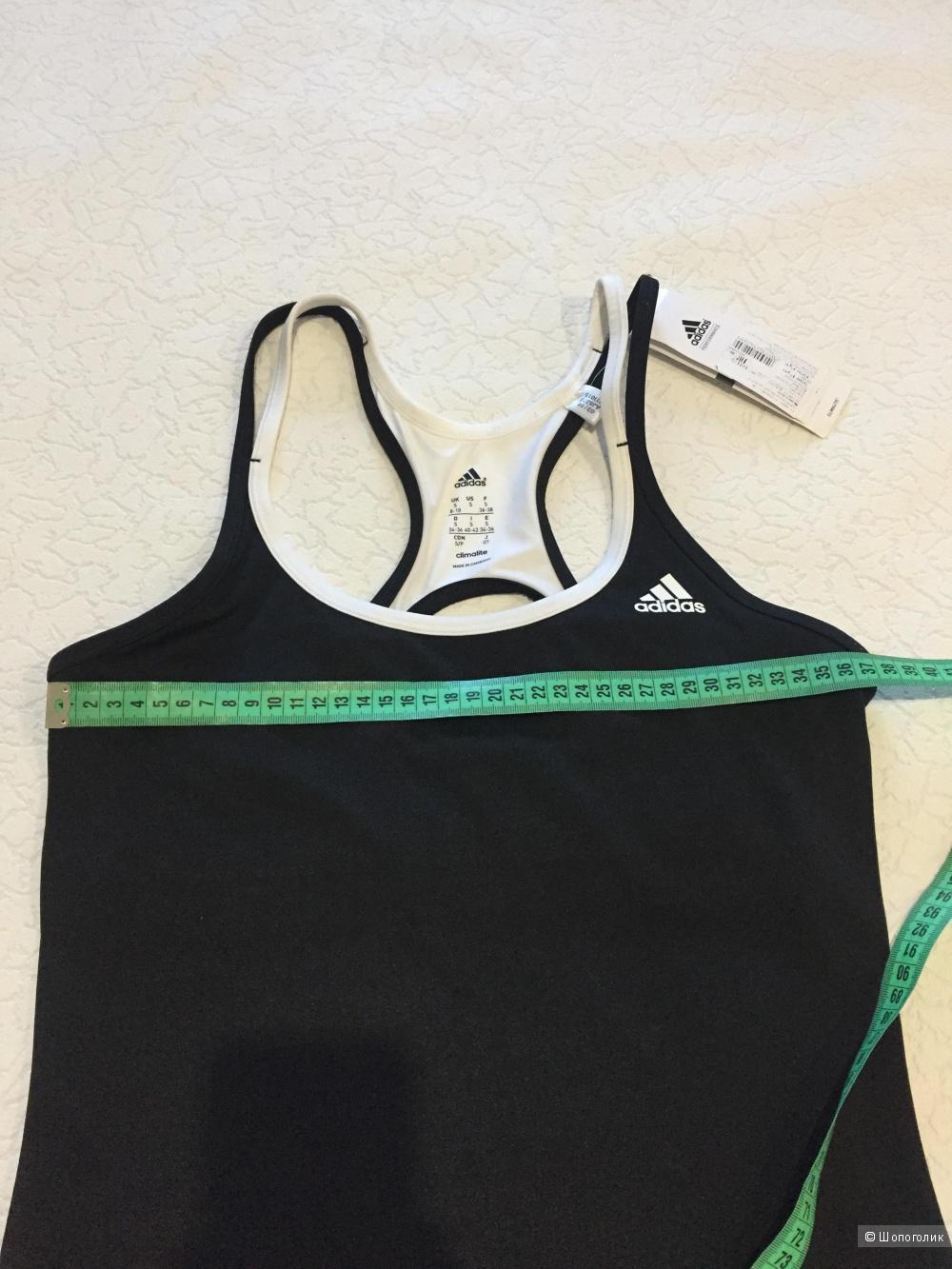 Майка спортивная Adidas , размер S.