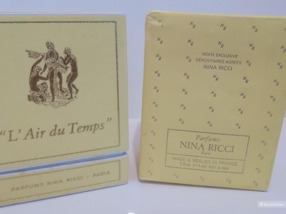 Миниатюра - L'Air du Temps Nina Ricc 7, 5 мл.