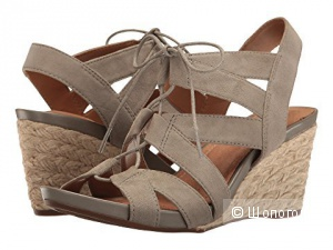 Босоножки CLARKS Artisan Acina Chester Wedge Sandals , размер 9,5