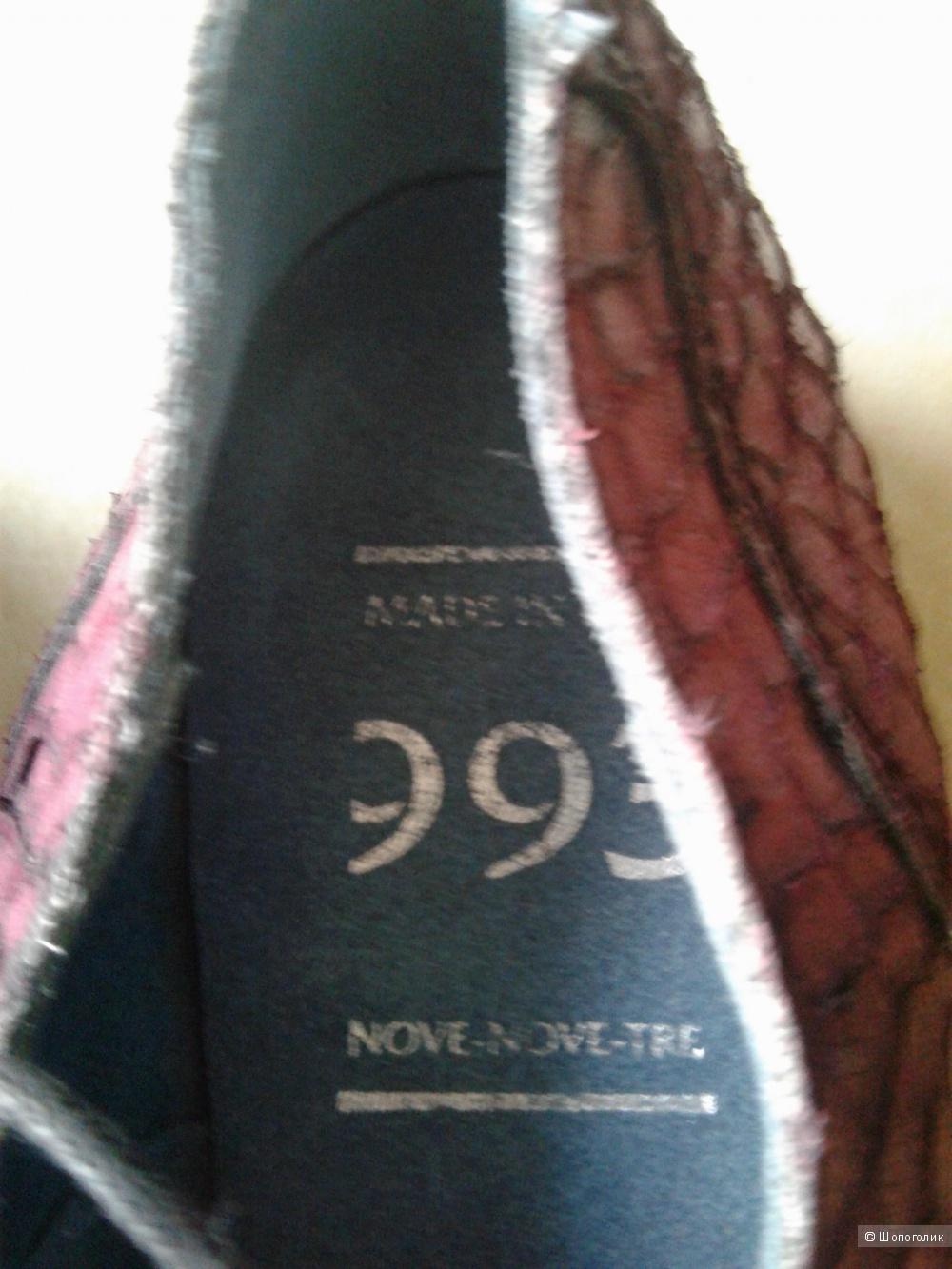 Туфли 37 размер ноунейм