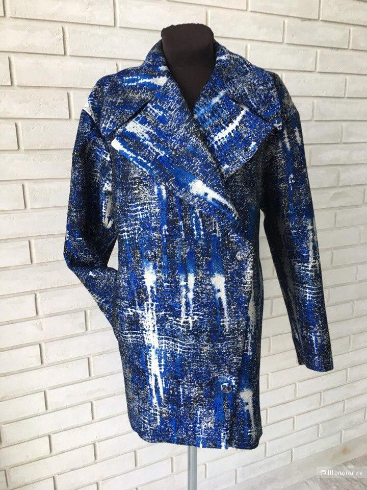 Пальто кокон Stella McCartney, размер 44