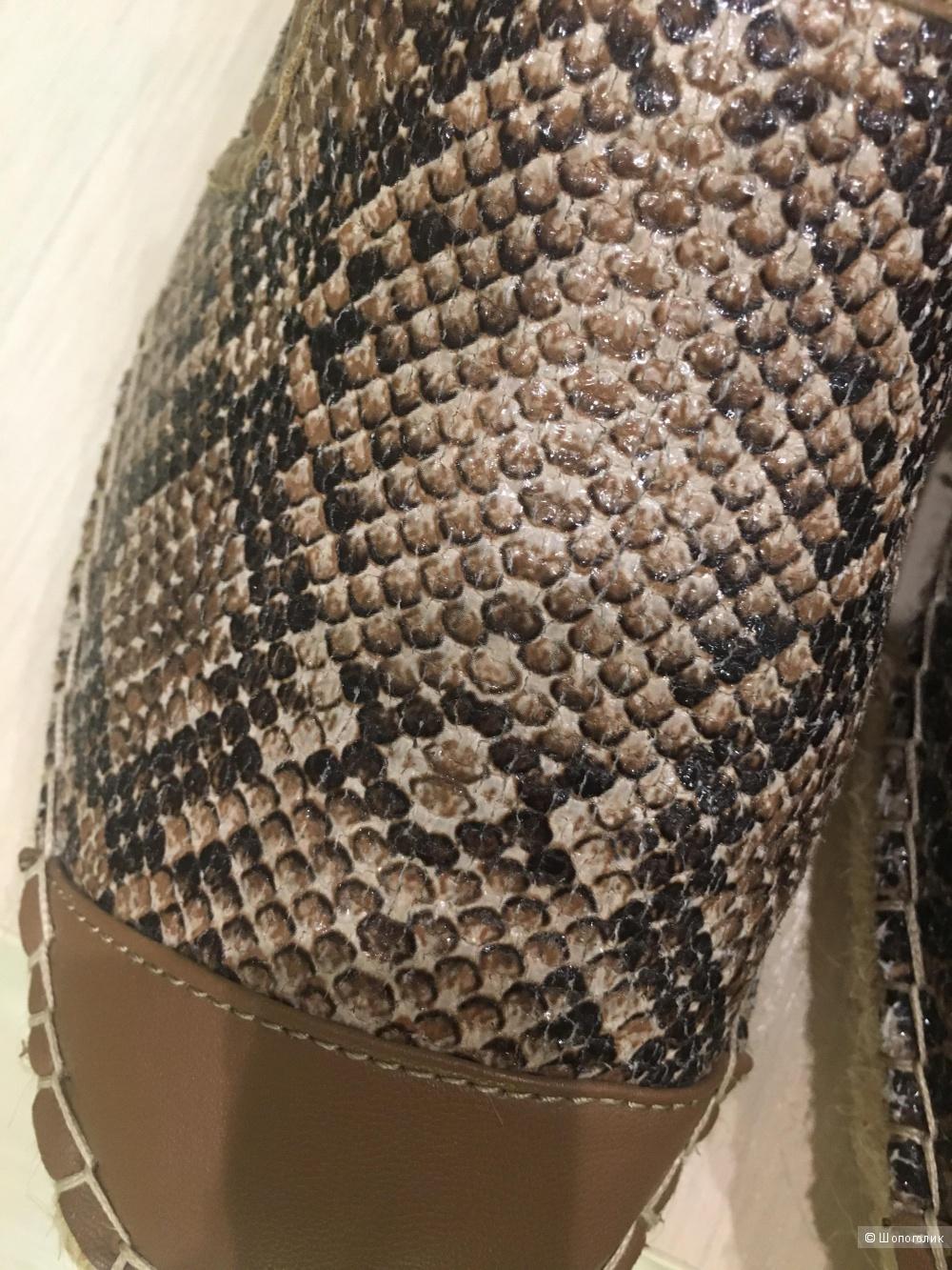 Эспадрильи H&M,37 размер