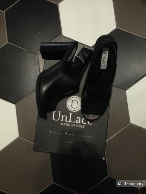 Босоножки UNLACE, 39 размер.