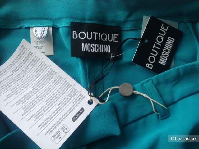 БРЮКИ BOUTIQUE MOSCHINO,48-50