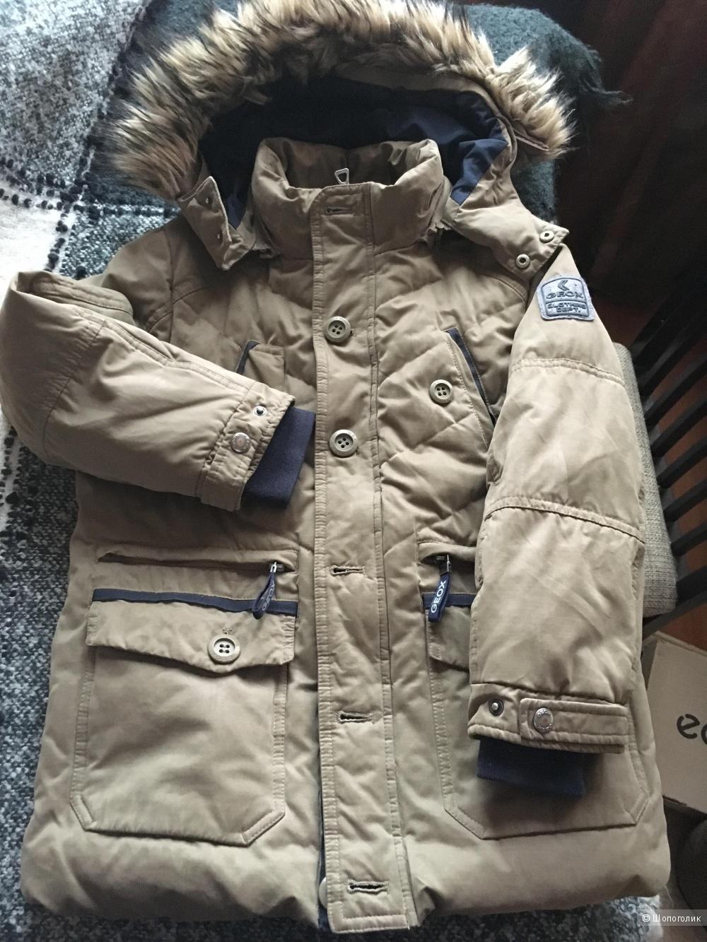 Куртка GEOX  для мальчика, рост 128-134