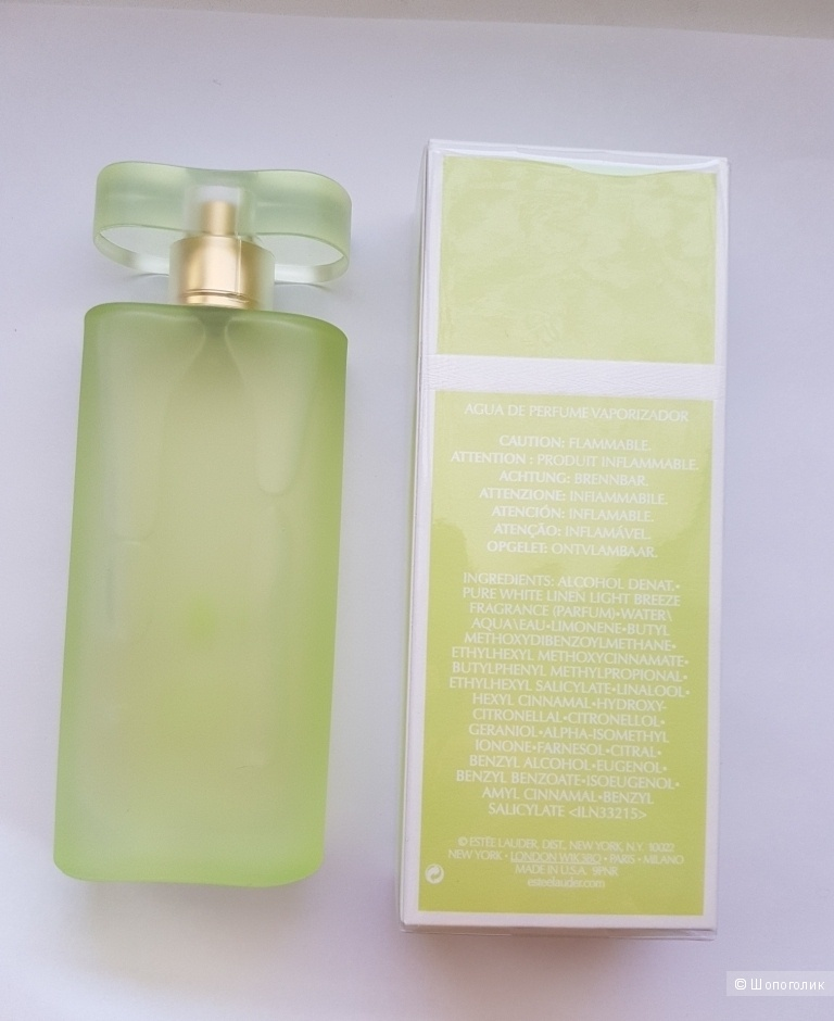 Парфюм Pure White Linen Light Breeze ПВ 50/50 мл