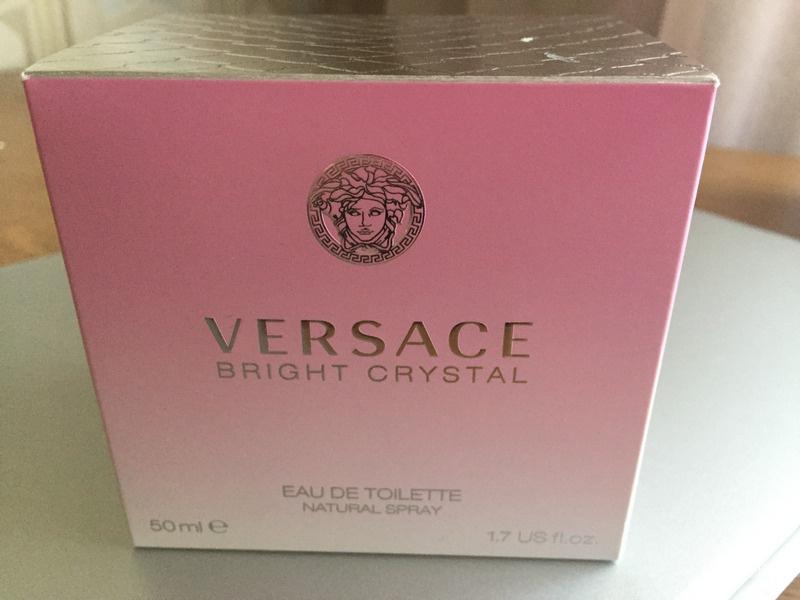 Туалетная вода Bright Crystal Versace, 50 ml