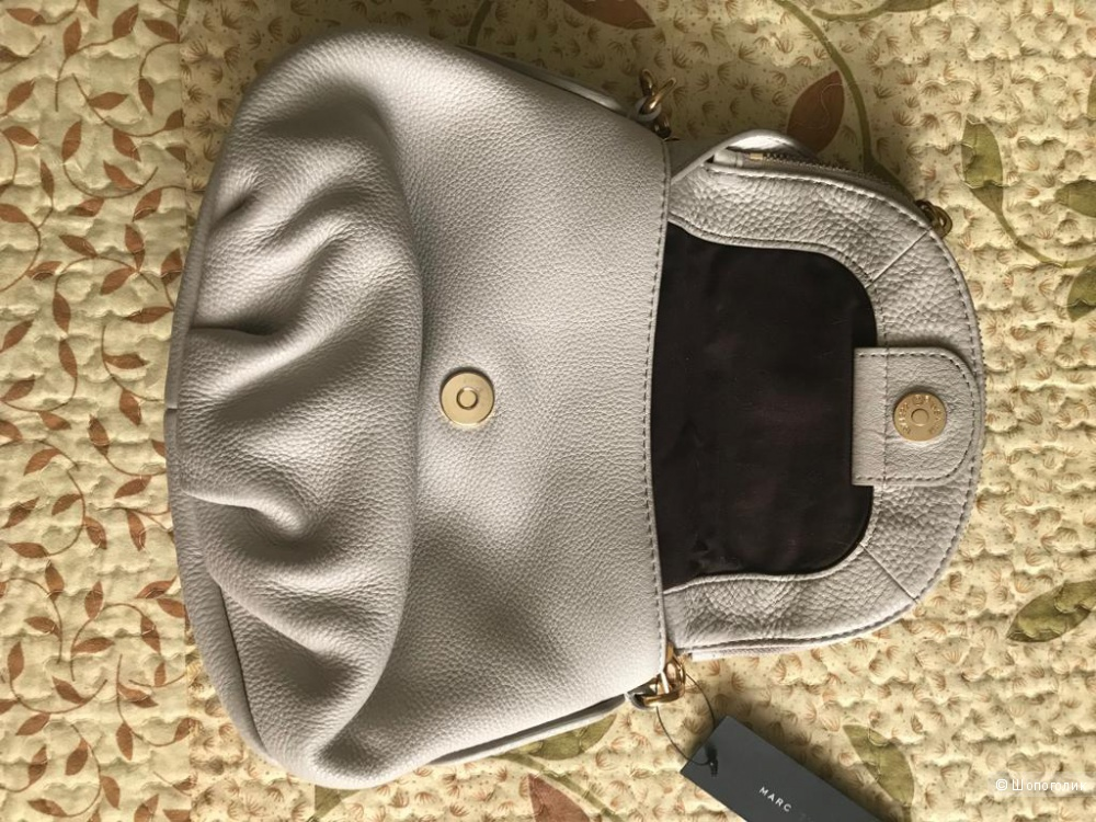 Сумка Marc Jacobs Mini Natasha Leather Crossbody