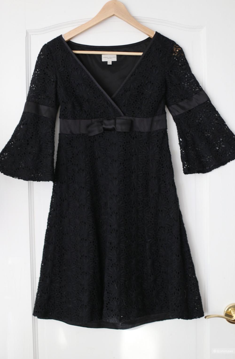 Кружевное платье Karen Millen, UK8
