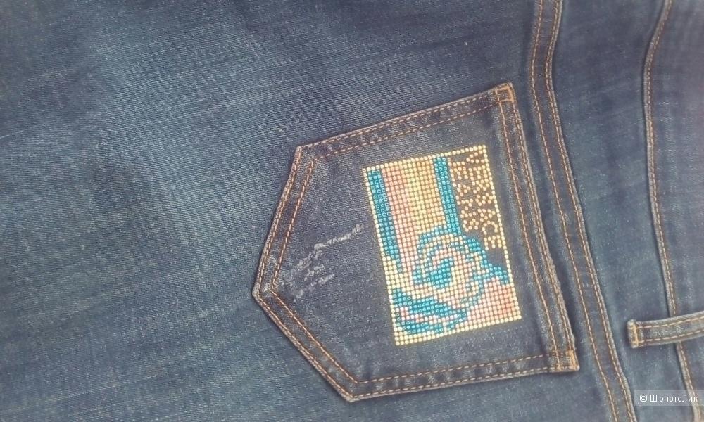 Джинсы versace, размер 31
