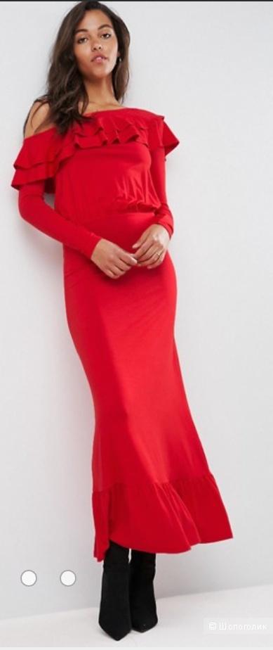 Asos: платье макси, 48
