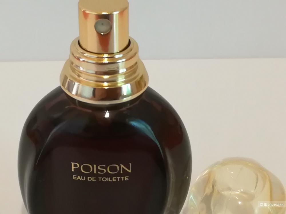 Полнообъемный флакон - Poison Christian Dior 30 мл.