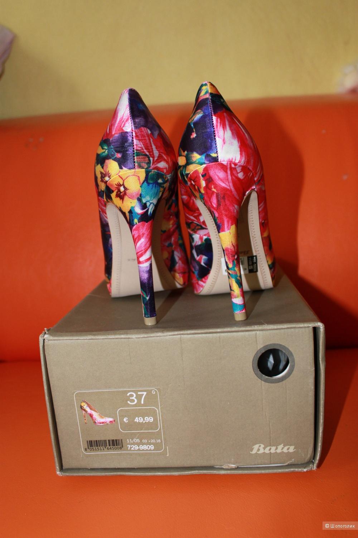 Туфли Bata 37 размер 37