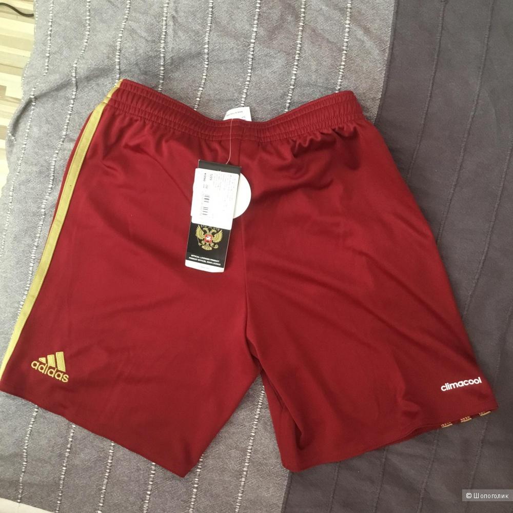 Детские шорты Adidas, размер 9-10