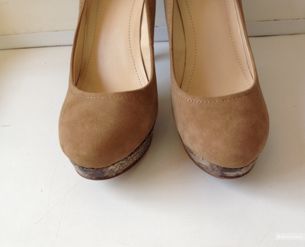 Туфли Calvin Klein, размер 37,5-38