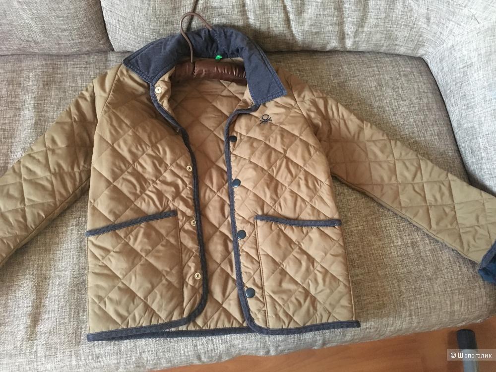 Куртка BENETTON  для мальчика, рост 128-134
