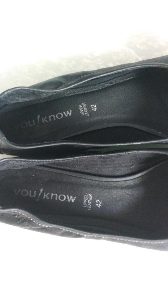 Туфли You Know р.39-40