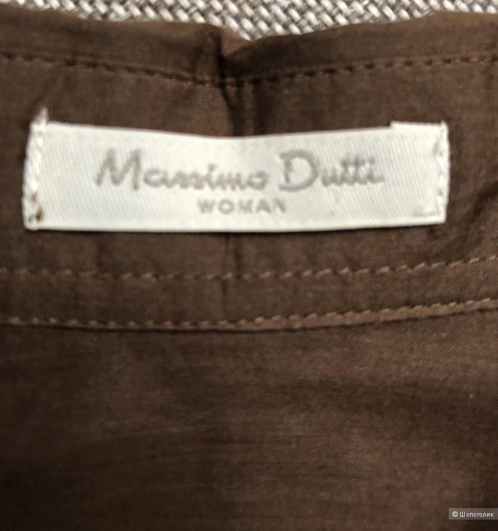 Рубашка Massimo Dutti. Размер s-m (38)