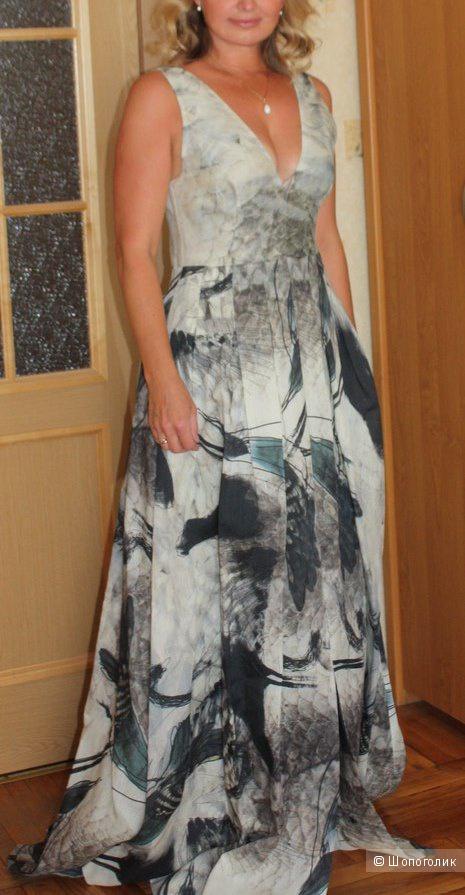 Платье Conscious Exclusive H&M,  размер М