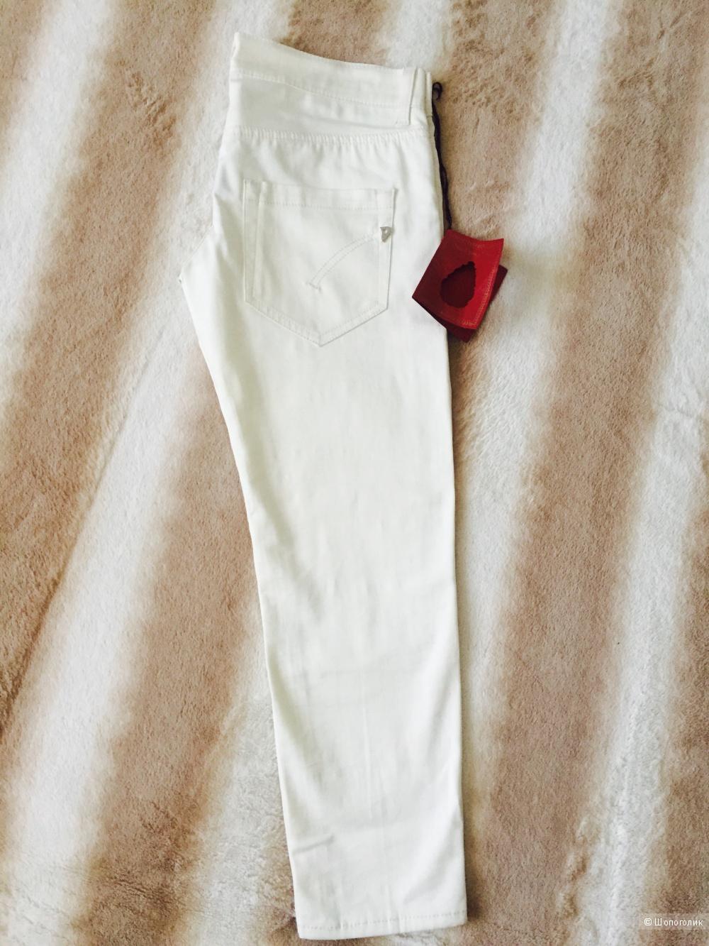 Укороченные брючки DonDup, размер 44 ру