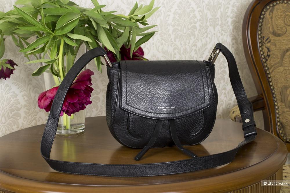 Marc  Jacobs Maverick mini - сумка женская с длинным плечевым ремнем, small.