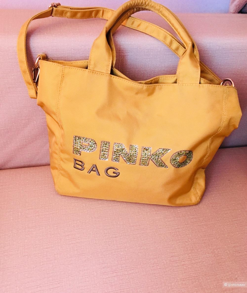 Сумка Pinko, размер 30х27х11