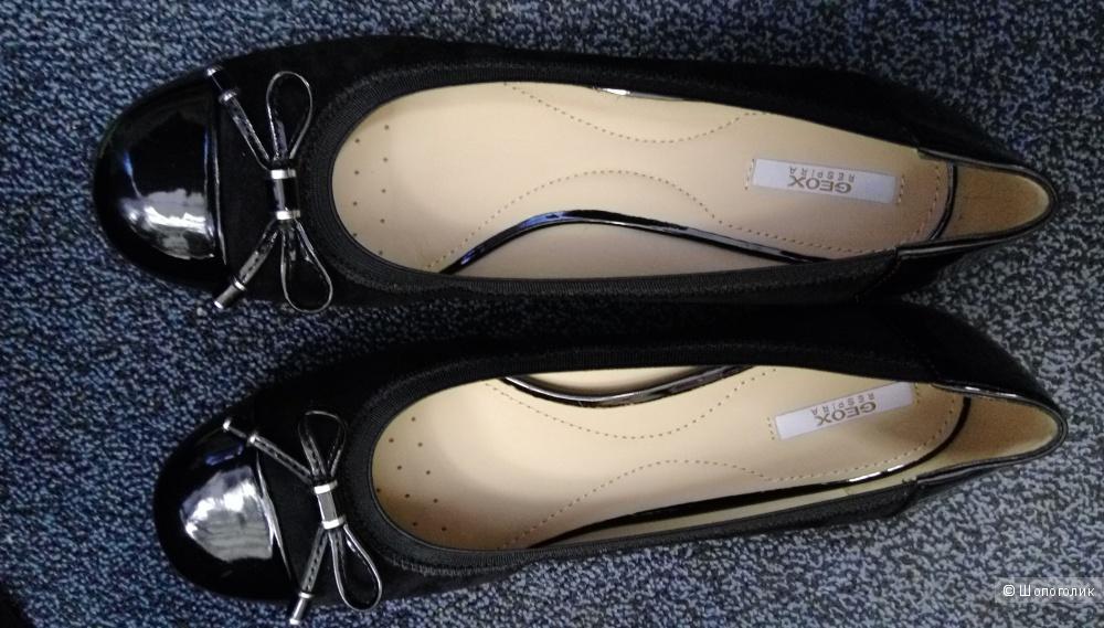 Туфли geox 39 на 38