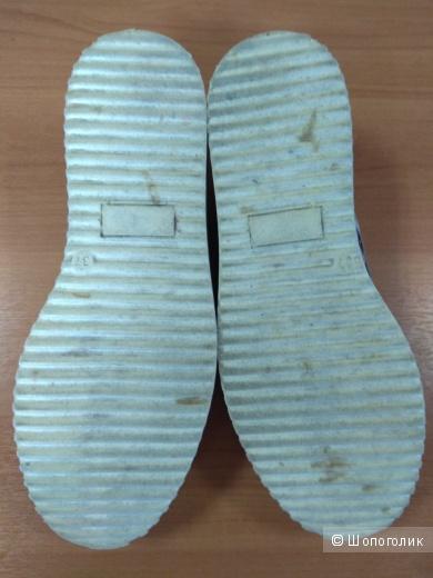 Ботинки Aquamarin, размер 37