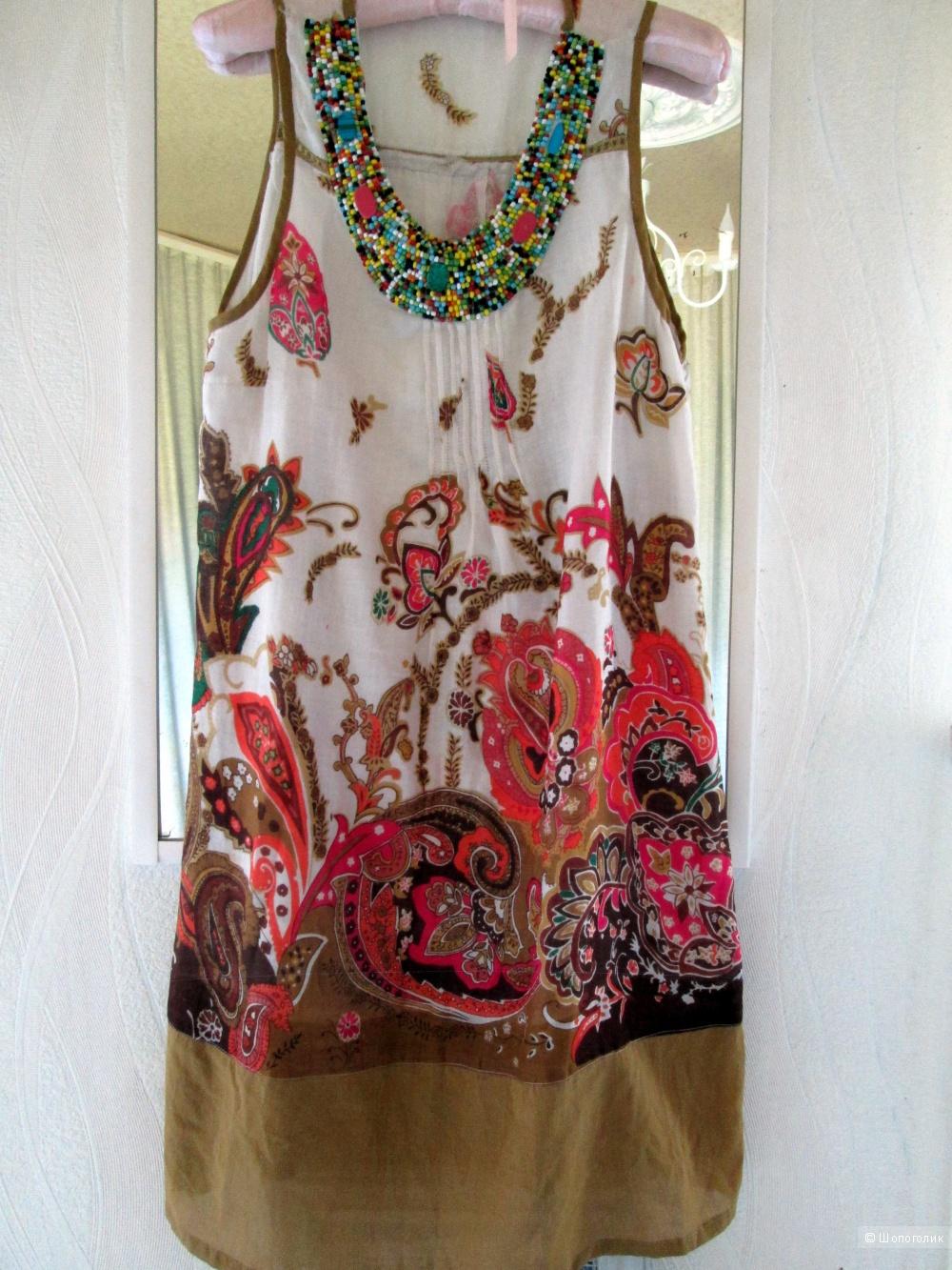 Платье ~ туника Ada Gatti р. 44 ~ 46