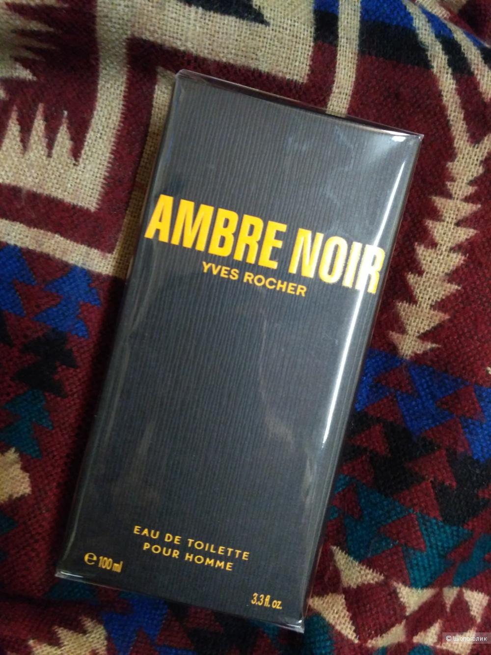 Парфюм для мужчин AMBRE NOIR от Ив Роше, 100 мл