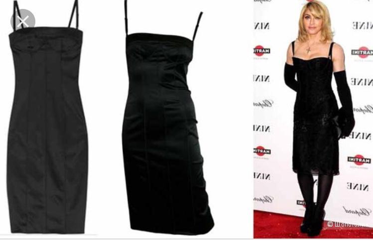 Корсетное платье D&G 46