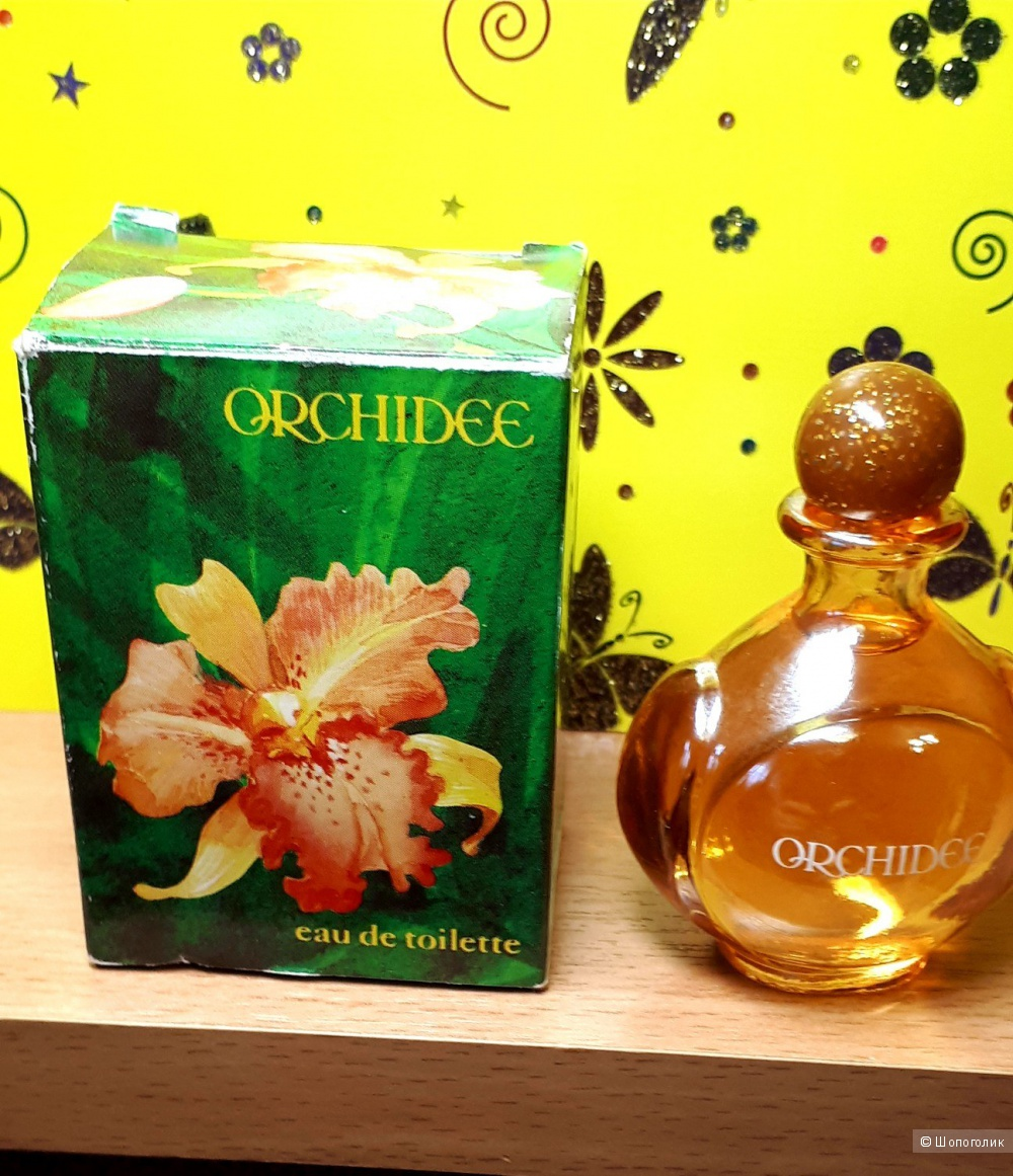 Миниатюра Орхидея от Ив Роше, 15 мл