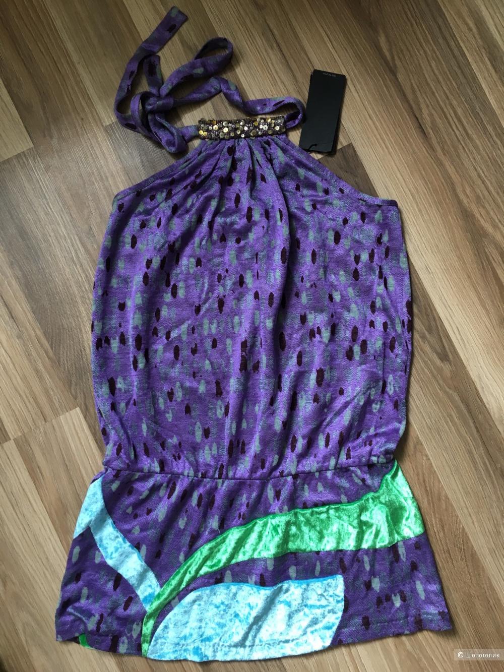Блузка-туника Custo Barcelona размер 44-46