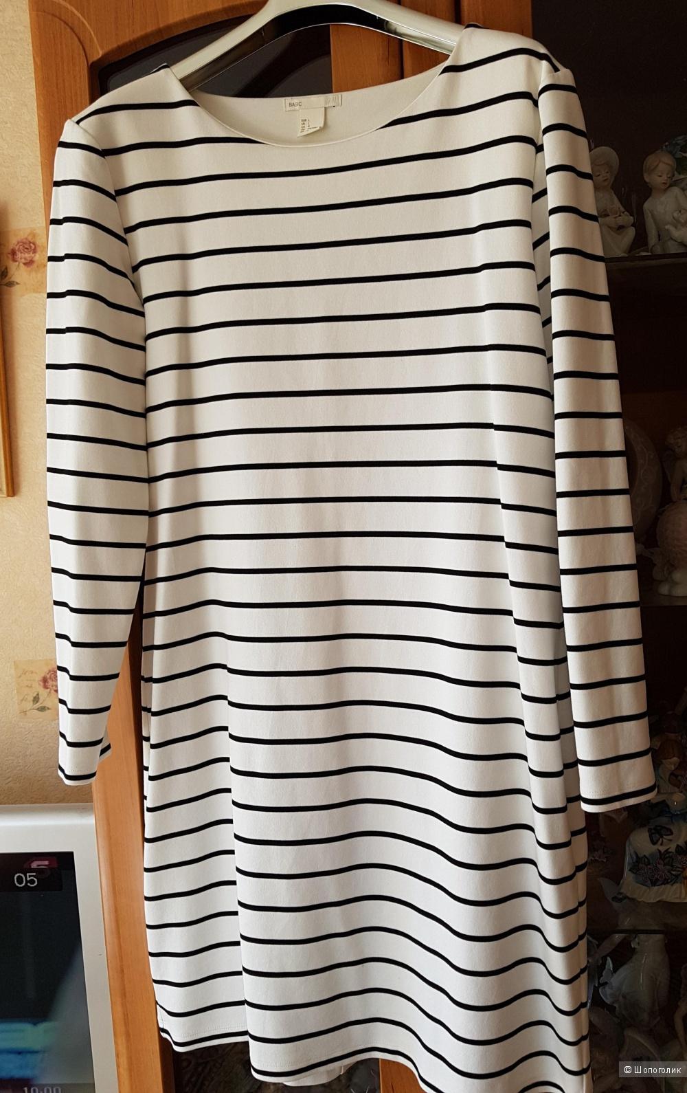 Платье H&M, размер L