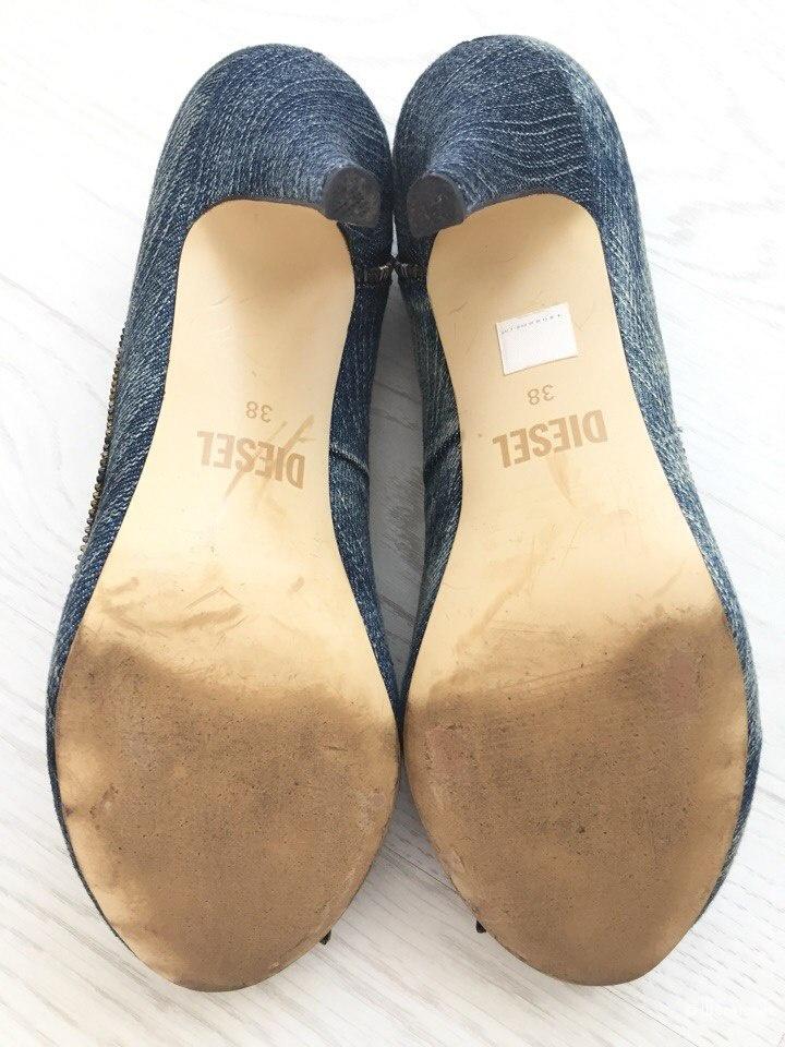 Туфли Diеsel в 38 размере