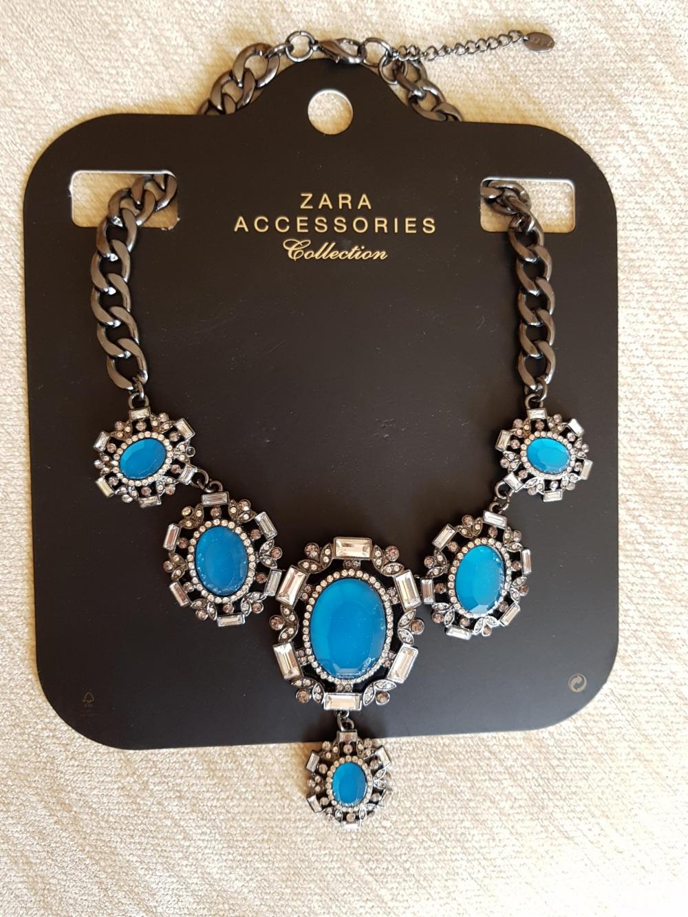 Колье Zara