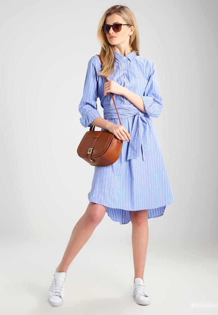 Платье-рубашка gap, размер 42-44