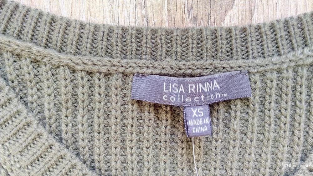 Джемпер Lisa Rinna, размер 44-46