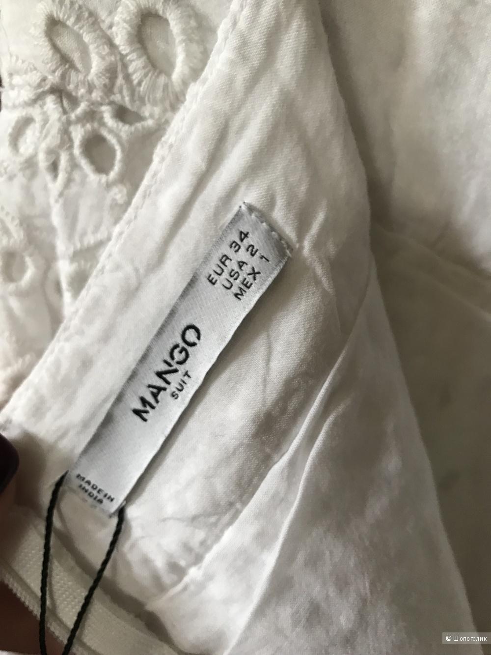 Юбка Mango,  размер XS (34 EU)