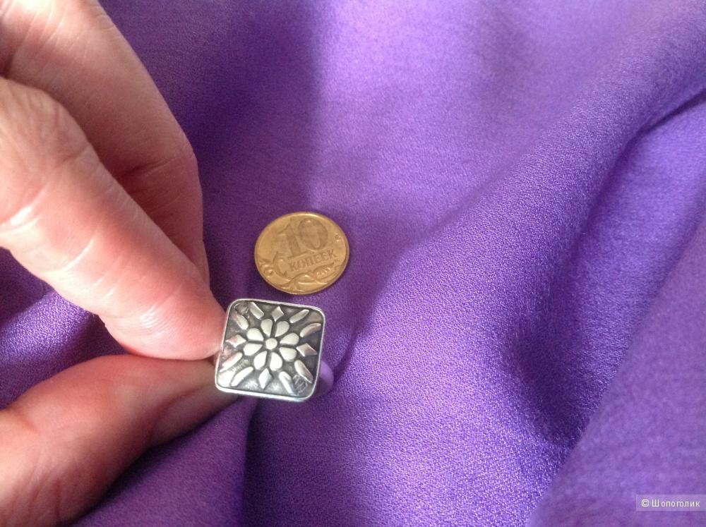 Колечко Селена под серебро от Скифской Этники