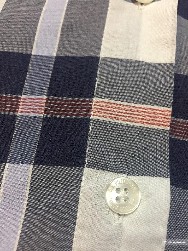 Рубашка US POLO ASSN размер 36 (42-44 Рос)