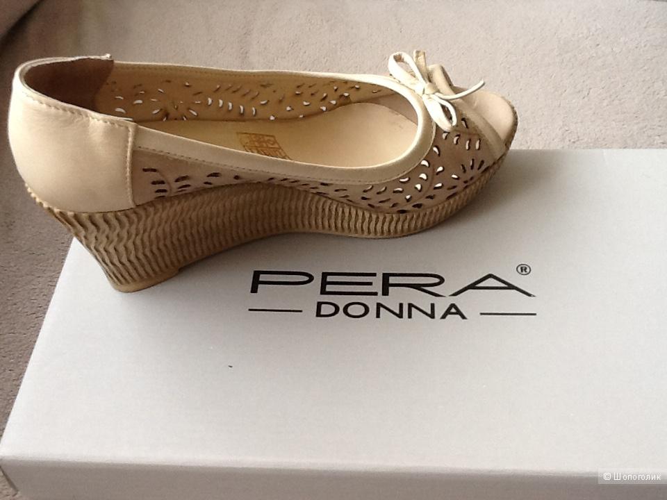Босоножки Pera Donna 36 размер