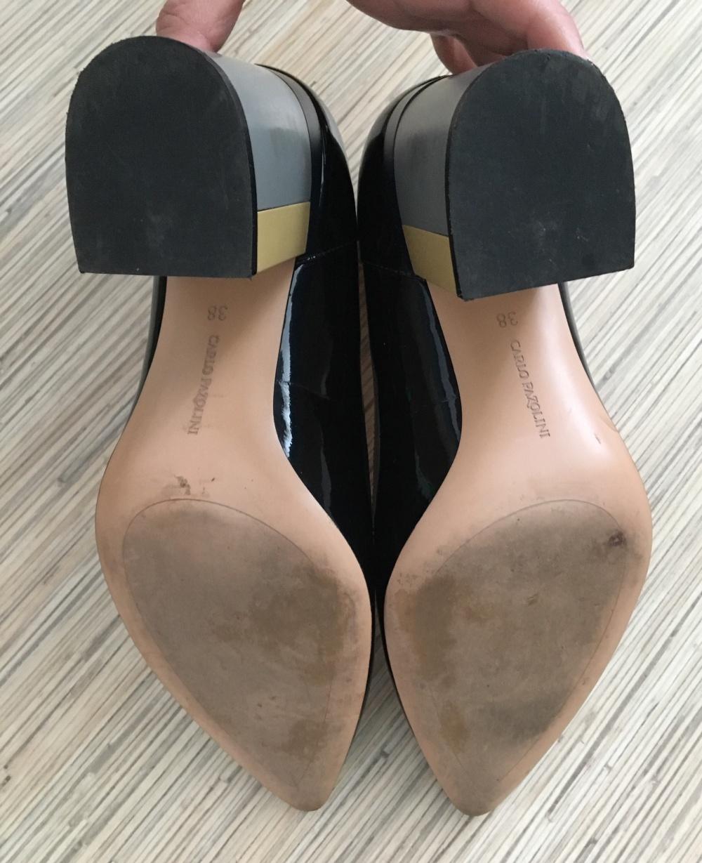 Туфли Carlo Pazolini, размер 37